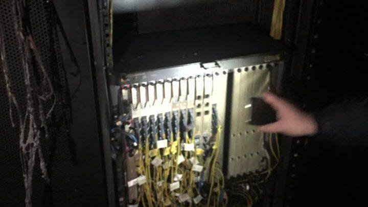 (фото) Все, что нужно знать о пожаре в StarNet из-за которого полгорода осталось без Интернета