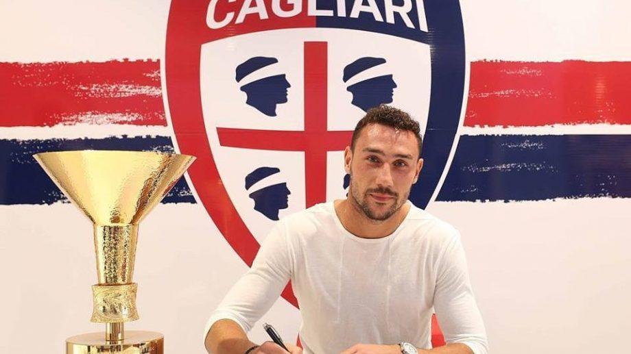 Молдавский футболист подписал продление контракта с итальянской командой Cagliari
