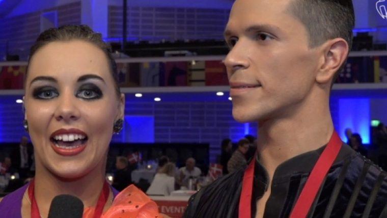 Молдаванин завоевал титул чемпиона мира по спортивным танцам