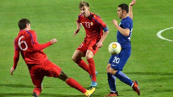 Молодежная сборная снова проиграла Греции