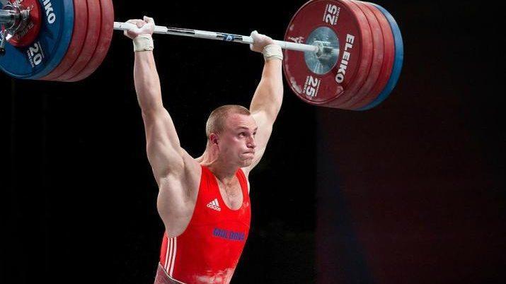 Молдавских тяжелоатлетов отстранили от участия в Чемпионате мира