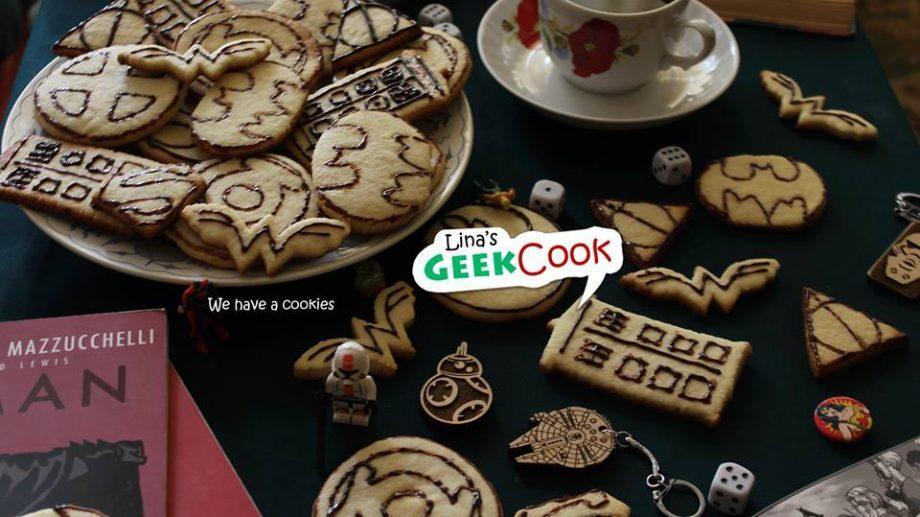 (видео) Влог Lina's GeekCook – узнай, как приготовить блюда из любимых сериалов и фильмов