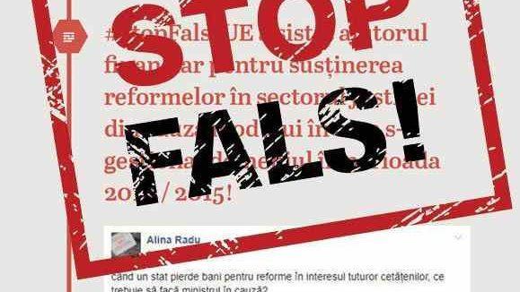 STOP FALS: Внимание: попытка дискредитации кампании STOP FALS!