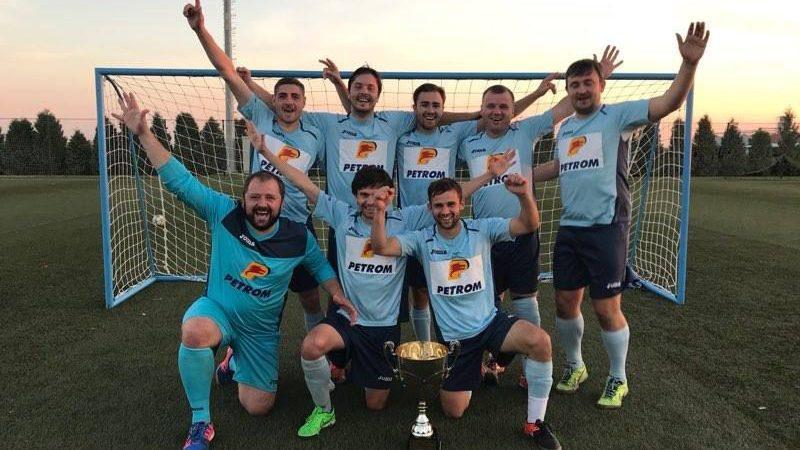 Команда АСПМ победила в футбольном чемпионате Балканских и Восточно-Европейских стран!