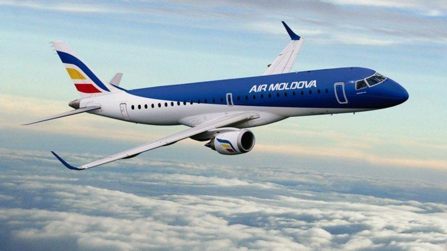 23 ноября Air Moldova открывает новый авиарейс