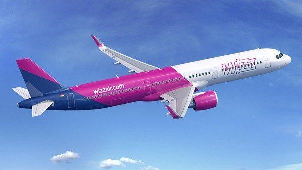 Wizz Air объявляет о новом направлении low-cost с марта 2018