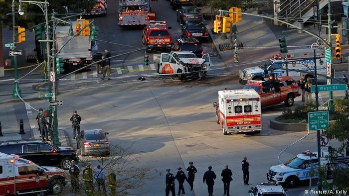 Теракт в Нью-Йорке: что известно на данный момент