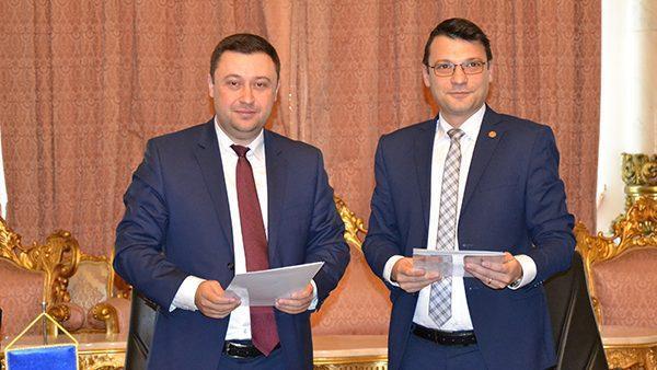 В Бухаресте была подписана Декларация Совместной комиссии по европейской интеграции