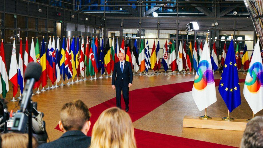 """""""Мы готовы пройти все этапы европейского пути"""", – отметил Павел Филип на Саммите Восточного партнерства"""