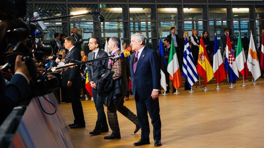 (фото) Саммит Восточного партнерства 2017: Прибытие делегации