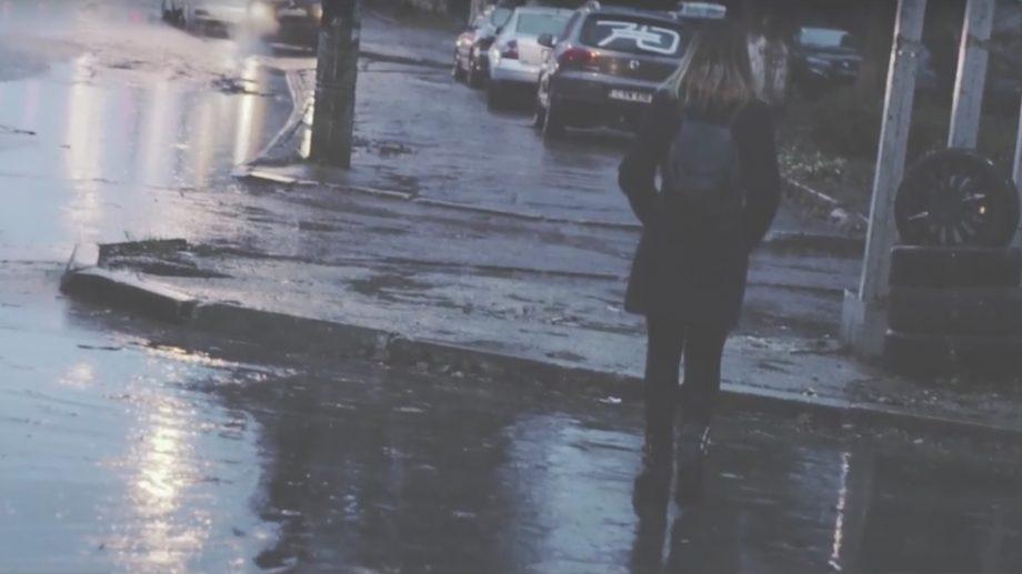(видео) Дождливый Кишинев глазами клипмейкера Игоря Левинского
