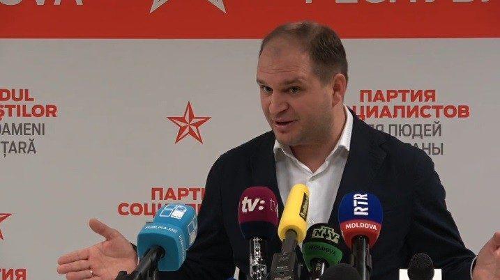 (видео) Первые заявления Социалистов после неудавшегося референдума по отставкеКиртоакэ
