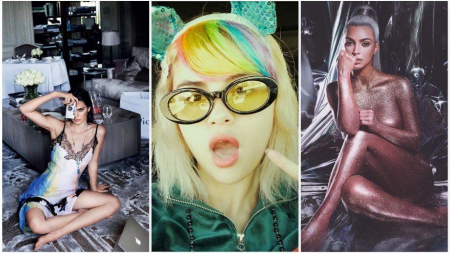 (фото) Самые популярные селебрити по версии Instagram 2017