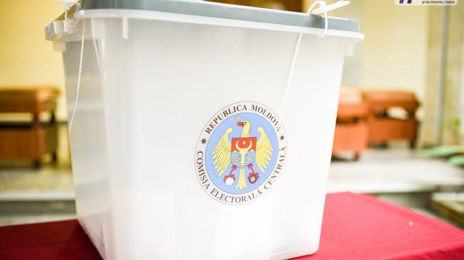 На один из избирательных участков муниципия пришли меньше 1% избирателей
