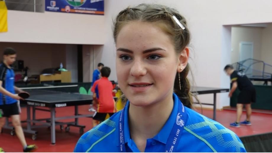 Бельцкая теннисистка завоевала бронзовую медаль на Кубке мира