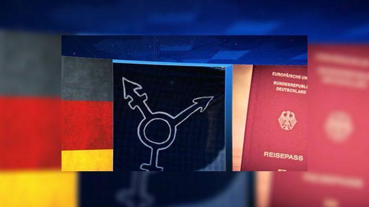 Германия официально ввела третий пол