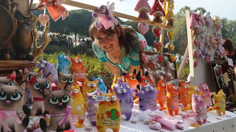 (интервью, фото) Кошки, котики и другие кофейные игрушки молдавской умелицы Елены Lin