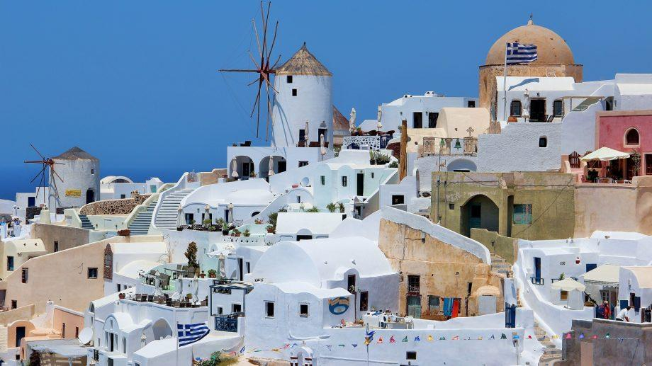 Греция вводит туристический сбор с 1 января