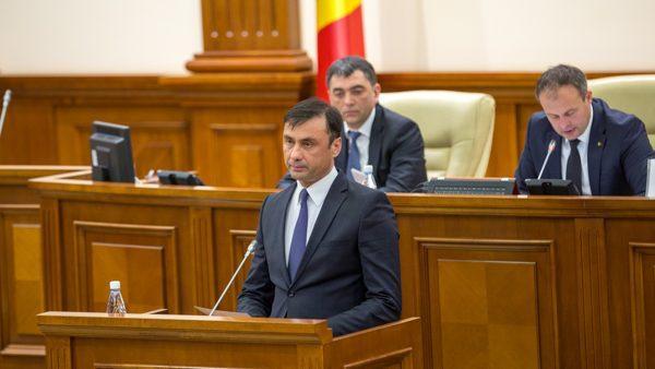 На должность директора Службы информации и безопасности был назначен Виталие Пырлог