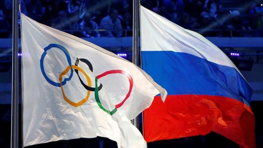 России разрешили использовать два из трех цветов национального флага на Олимпиаде