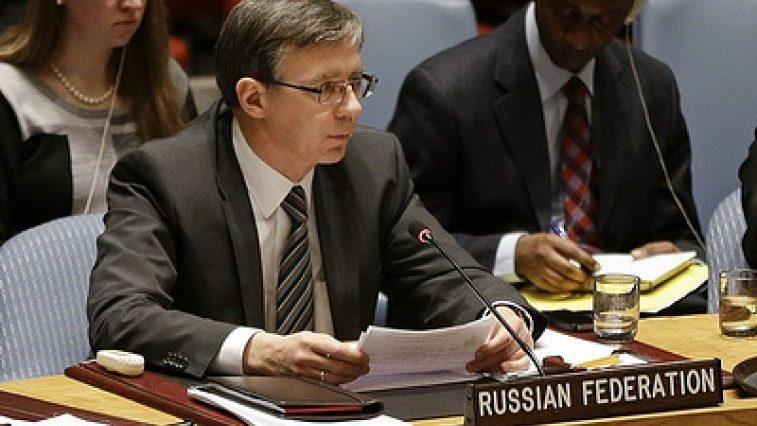 Реакция России на осуждение присоединения Крыма со стороны генассамблеи ООН