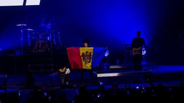 (фото) Красочное Выступление И Неподдельные Эмоции: Как Прошел Концерт LP В Кишиневе