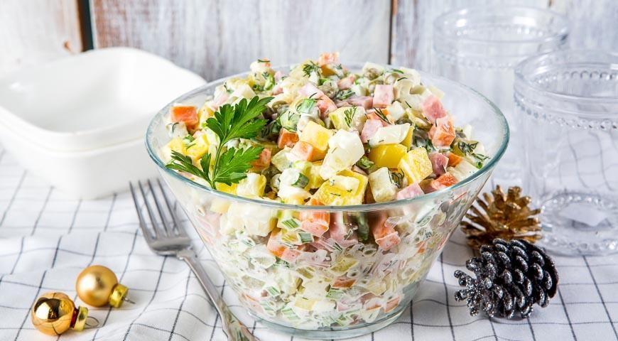 Яндекс рассказал, какие блюда ищут чаще всего перед новым годом. И это не оливье