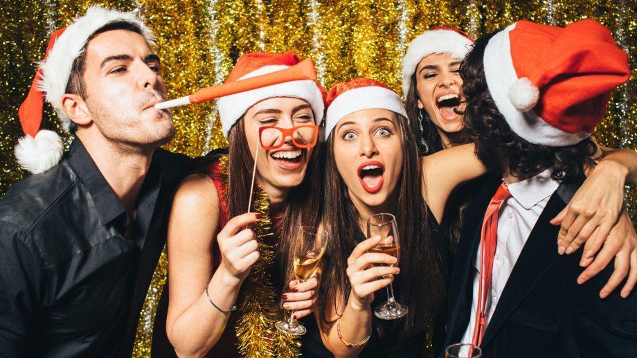 Где отметить Новогоднюю ночь, чтобы запомнить ее надолго? Встречаем 2018 в отличной компании