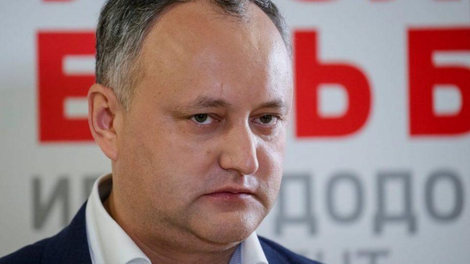«Категорически отклоняю предложение демократов». Додон заявил, что не будет утверждать новый состав правительства