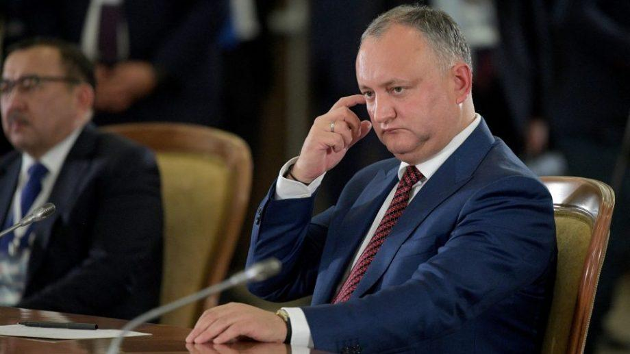 В российской Госдуме назвали провокацией против Додона вызов молдавского посла в Кишинев