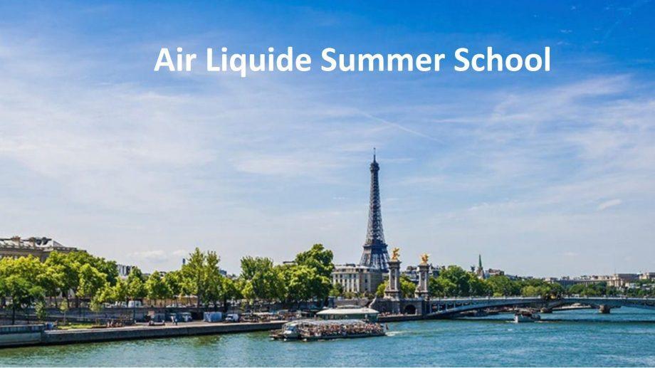 Молдавские студенты могут принять участие в летней школе компании Air Liquide во Франции
