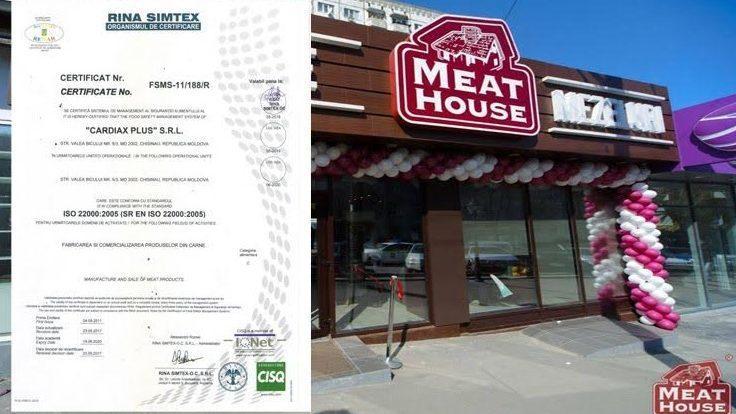 (фото) Как отреагировала торговая марка Meat House по поводу колбасного скандала. Что говорит руководство фирмы
