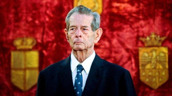 Посольство Румынии открывает Книгу Соболезнований в память Короля Михая I