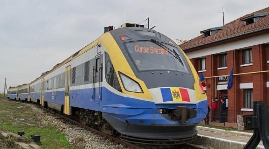 Поезда Кишинев-Яссы и Кишинев – Москва будут курсировать чаще во время зимних праздников