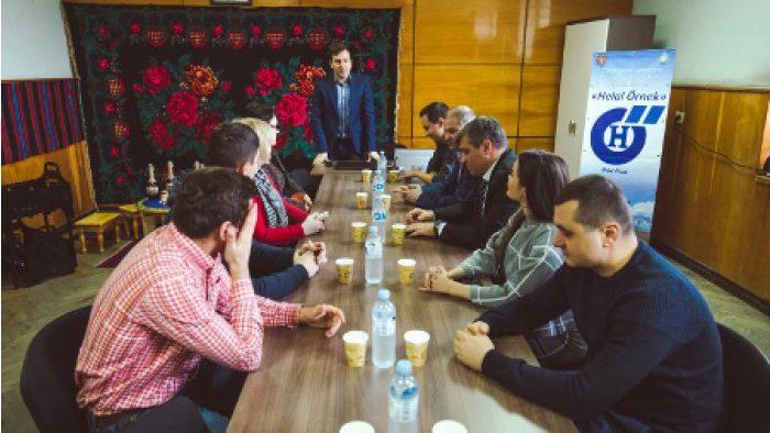 Молодежный центр «Hakikat» в Чадыр-Лунге отпраздновал официальное открытие