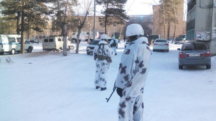 В Улан-Удэ было подросток напал на школьников