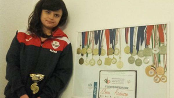 Молдавская спортсменка Елена Рэдукан приглашена на летние Специальные Олимпийские игры 2019 года в Абу-Даби