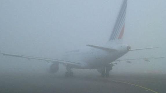 Из-за сильного тумана в кишиневском аэропорту задержаны и отменены некоторые рейсы