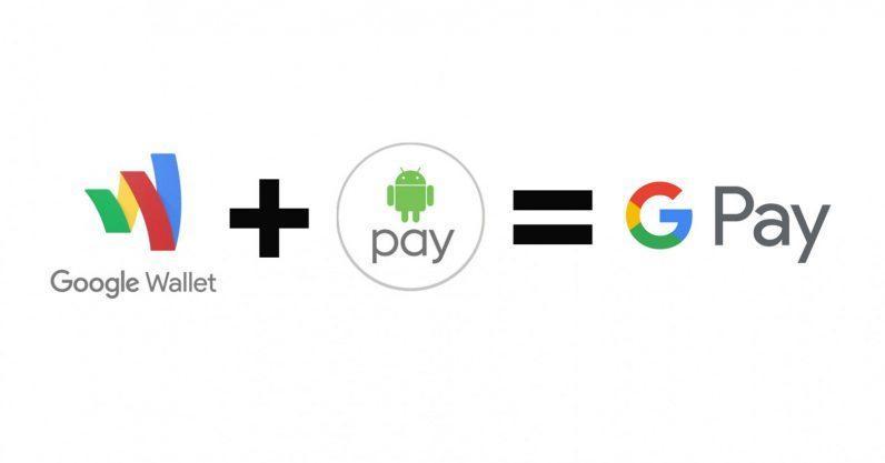 Платежные сервисы Google объединены под брендом Google Pay
