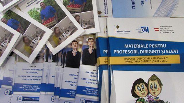 В Молдове стартовал новый проект по поддержке трудоустройства молодёжи