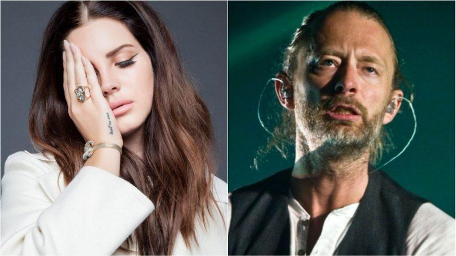 Radiohead обвинили Лану Дель Рей в плагиате песни, которую они сами позаимствовали