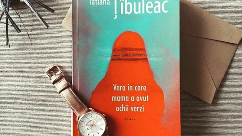 Роман молдавской писательницы вошёл в топ самых продаваемых интернет-изданий