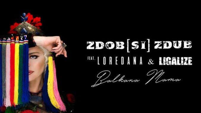 (видео) Zdob si Zdub, Loredana и Лигалайз выпустили совместный хит Балкана Мама