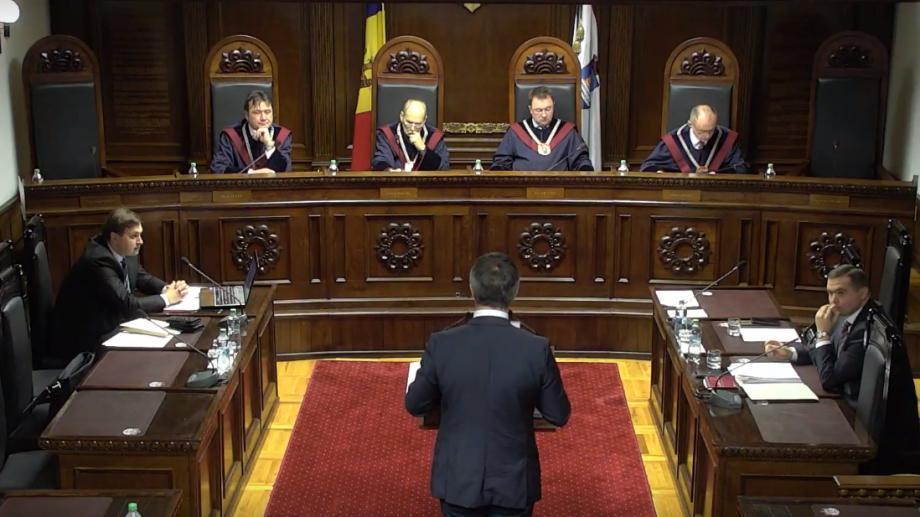 Конституционный суд РМ вынес решение по вопросу об отстранении Игоря Додона с должности Президента