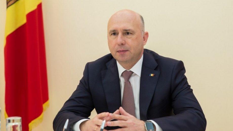 """Павел Филип: """"2018 год будет решающим для Республики Молдова"""""""