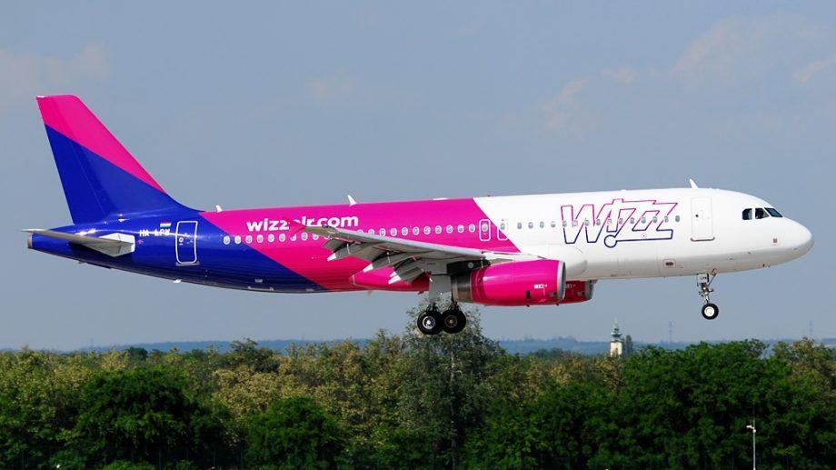Wizz Air запустит шесть новых рейсов из Ясс в 2018 году