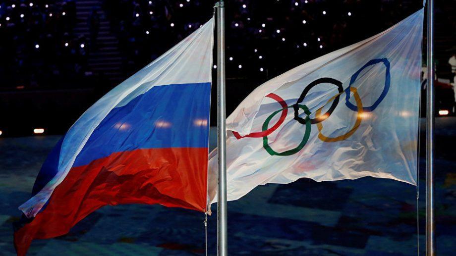 МОК не позволил россиянам пройти под национальным флагом на церемонии закрытия Олимпиады