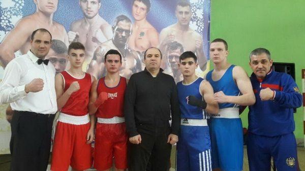 Спортсмены из Чадыр-Лунги заняли призовые места на боксерском турнире в Украине