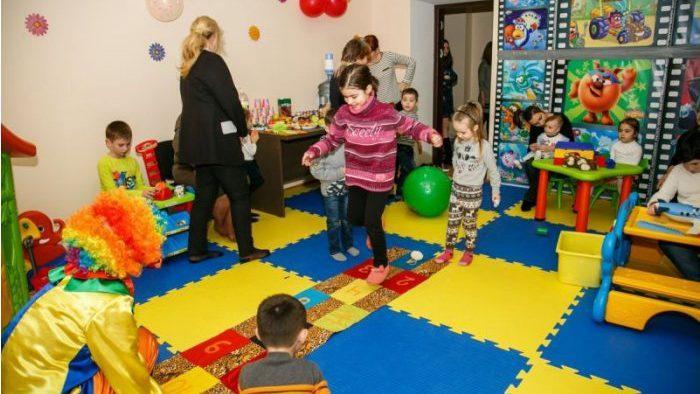В Чадыр-Лунге при поддержке ЕС открылся Детский центр