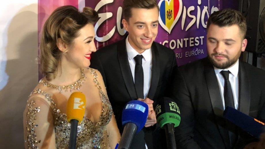 (фото, видео) Финальный отбор на Евровидение 2018 – взгляд изнутри
